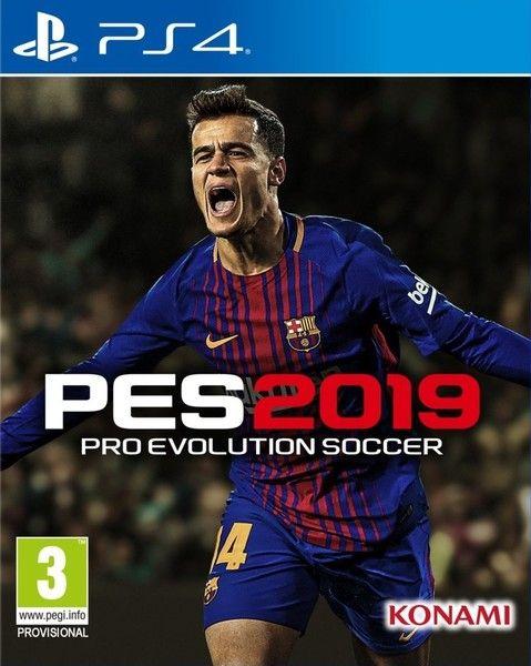 PES 2019 - PS4   - Joy Games