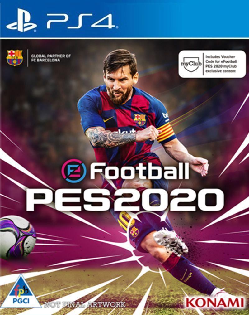 PES 2020 - PS4  - Joy Games