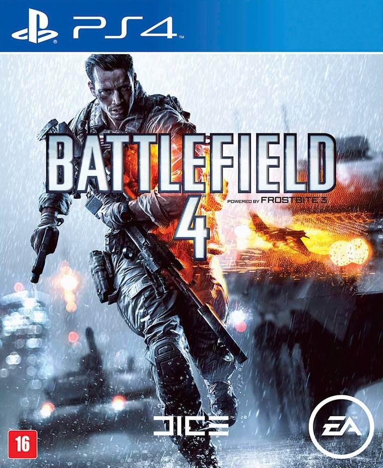 Battlefield 4 BF4 - PS4   - Joy Games