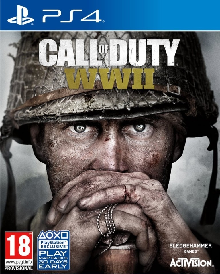 Call Of Duty WWII COD WW2 - PS4   - Joy Games