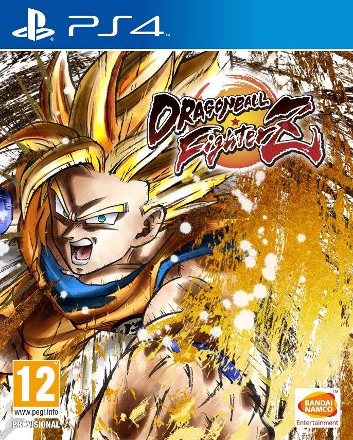 Dragon Ball Fighterz - PS4  - Joy Games