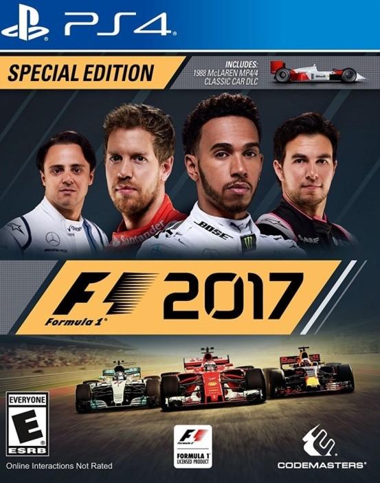 F1 2017 - PS4  - Joy Games