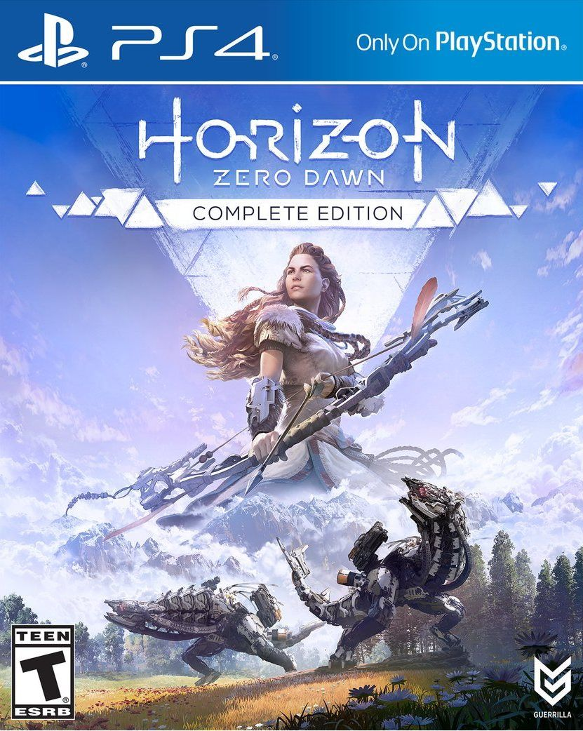 Horizon Zero Dawn Complete Edition PS4  - Joy Games