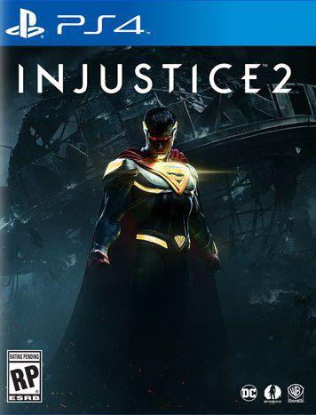 Injustice 2 - PS4  - Joy Games