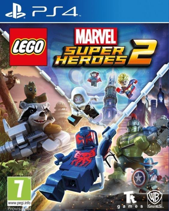 Lego Marvel Super Heroes 2  - PS4  - Joy Games