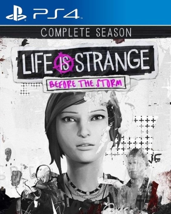Life is Strange: Before The Storm - PS4  - Joy Games