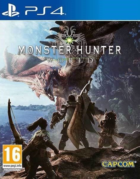 Monster Hunter World - PS4  - Joy Games