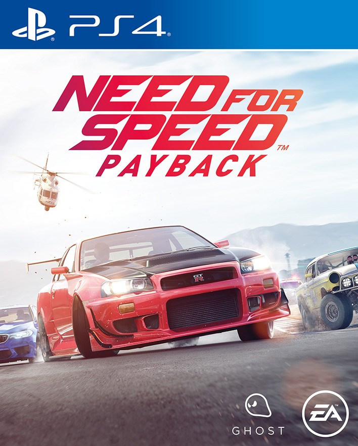 Need for Speed Payback - PS4  - Joy Games