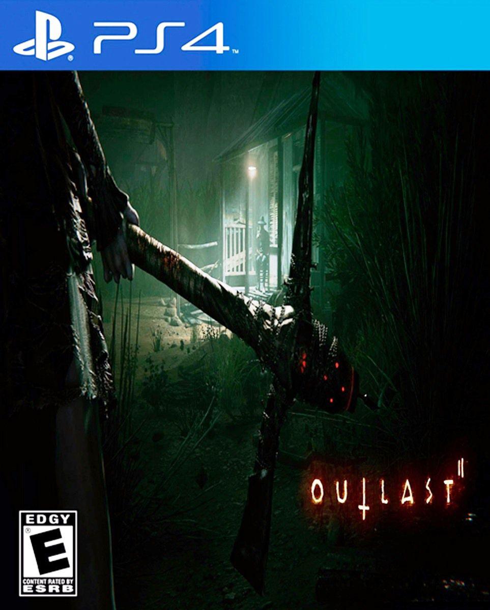 PS4 - Outlast 2  - Joy Games