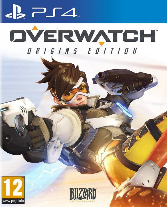 Overwatch Game of the Year Edition - PS4  - Joy Games
