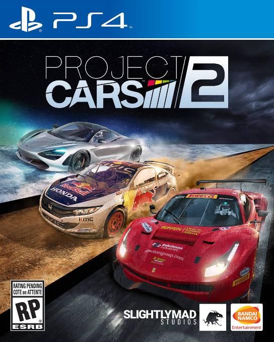 Project Cars 2 - PS4  - Joy Games