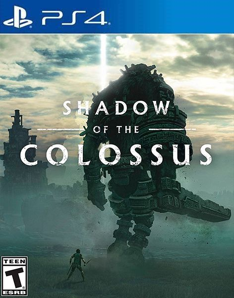 Shadow Of The Colossus - PS4  - Joy Games