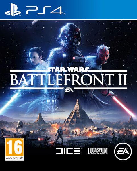 Star Wars Battlefront 2 - PS4  - Joy Games