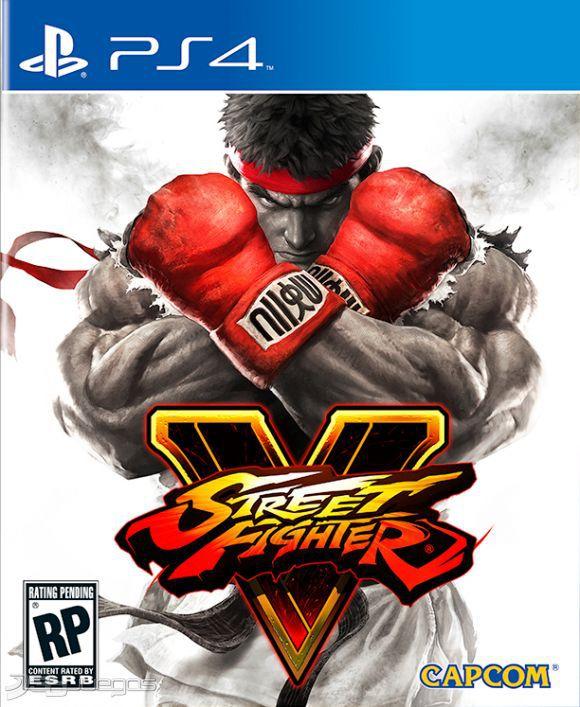 Street Fighter V - PS4  - Joy Games