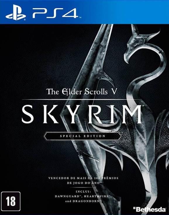 The Elder Scrolls V: Skyrim Special Edition  - Joy Games