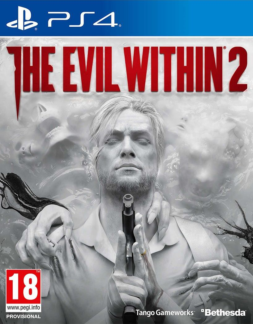 The Evil Within 2 - PS4  - Joy Games