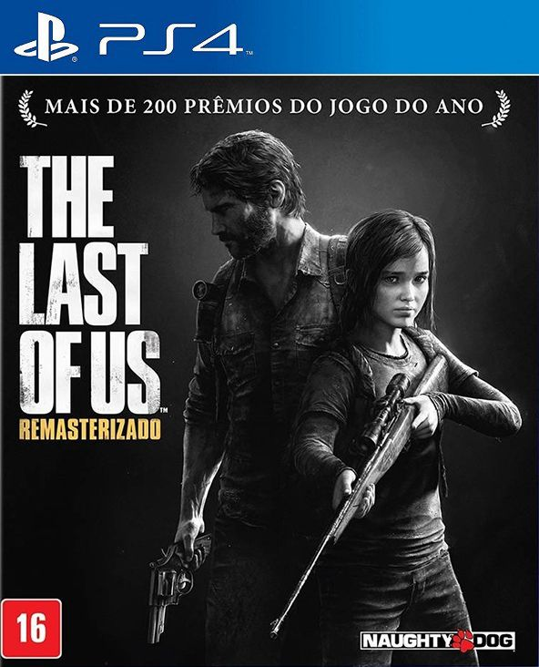 The Last Of Us - PS4  - Joy Games