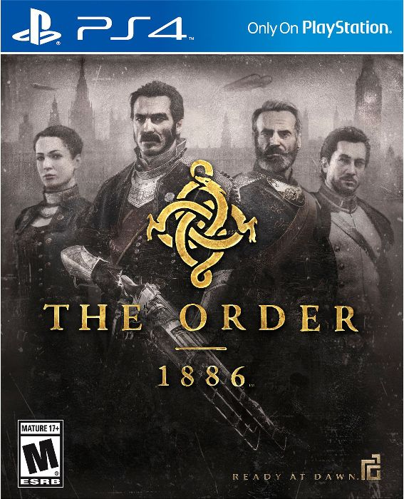 The Order: 1886 - PS4  - Joy Games