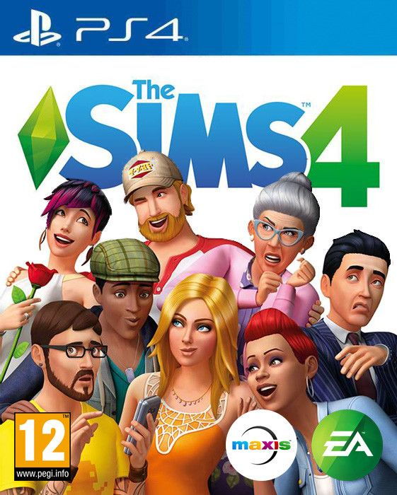 The Sims 4 - PS4  - Joy Games
