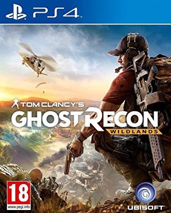 Ghost Recon Wildlands - PS4   - Joy Games