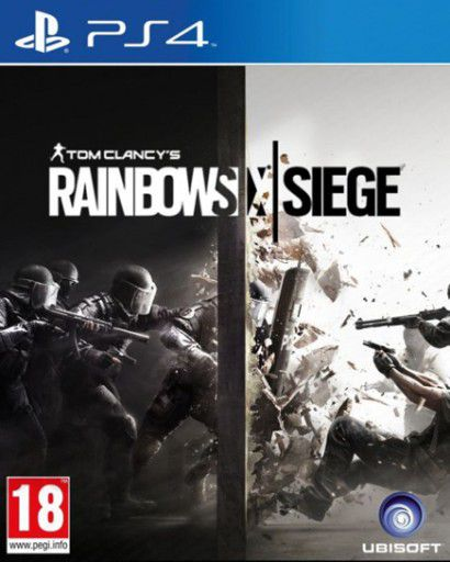 PS4 - Tom Clancy´s Rainbow Six Siege  - Joy Games