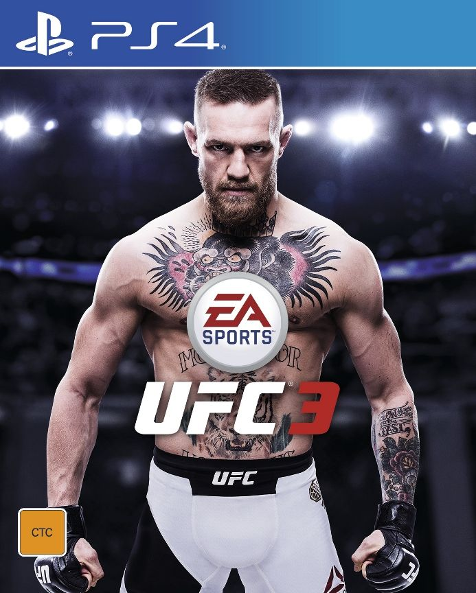 UFC 3 - PS4  - Joy Games