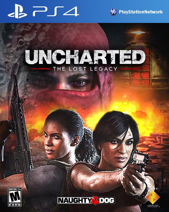 UNCHARTED: The Lost Legacy - PS4   - Joy Games