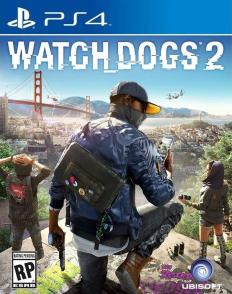 Watch Dogs 2 - PS4  - Joy Games