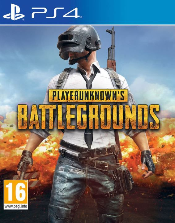 PUBG PLayerUnknown´s Battlegrounds - PS4  - Joy Games