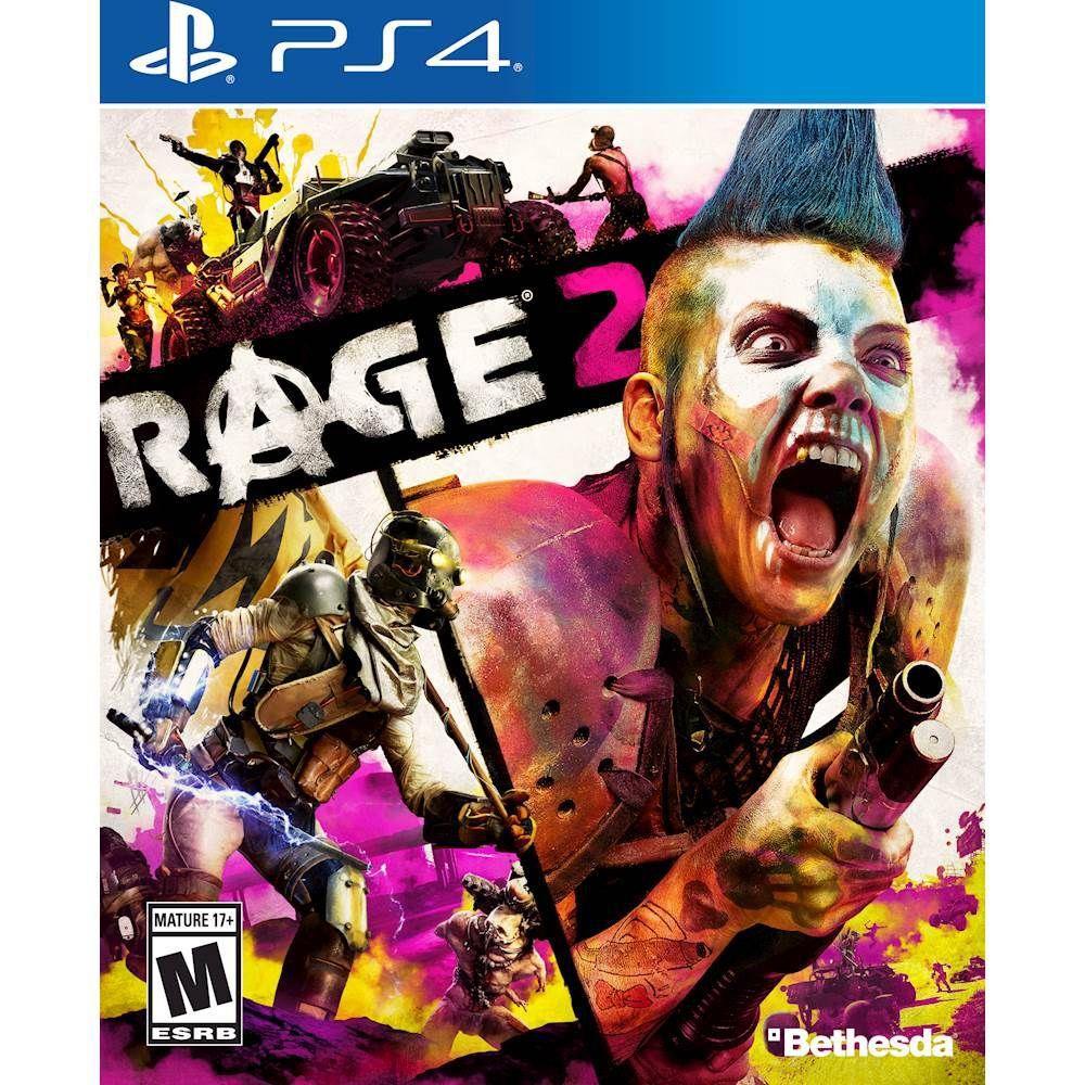Rage 2 - PS4   - Joy Games