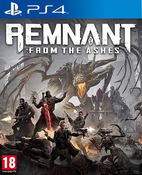 Remnant - From the Ashes - PS4  - Joy Games