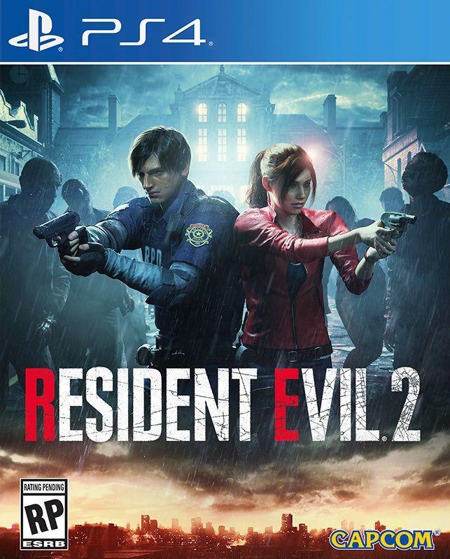 Resident Evil 2 - PS4  - Joy Games
