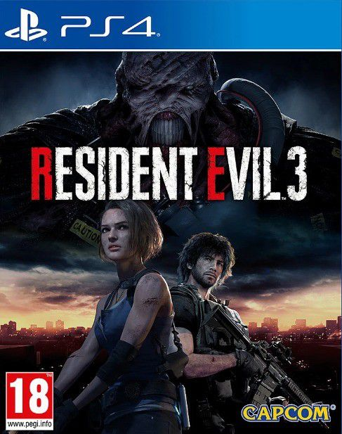 Resident Evil 3 - PS4  - Joy Games