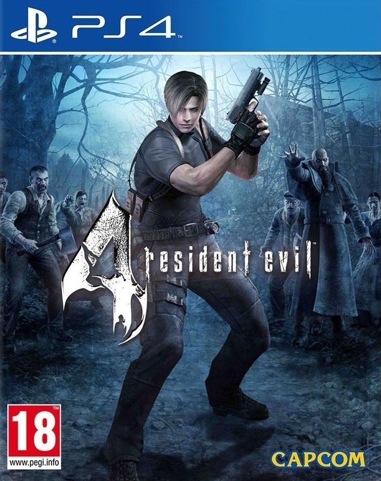 Resident Evil 4 - PS4  - Joy Games