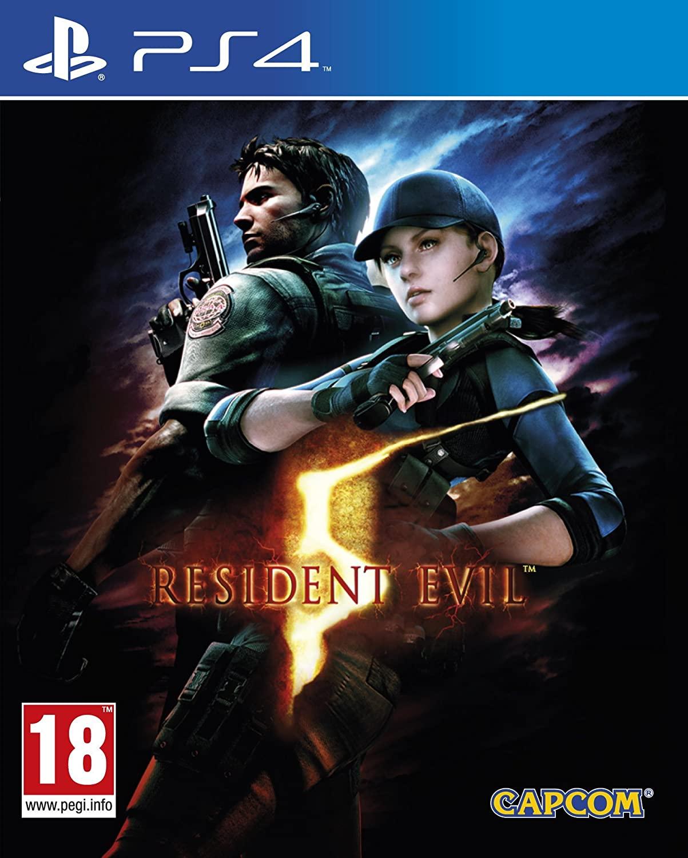 Resident Evil 5 - PS4  - Joy Games