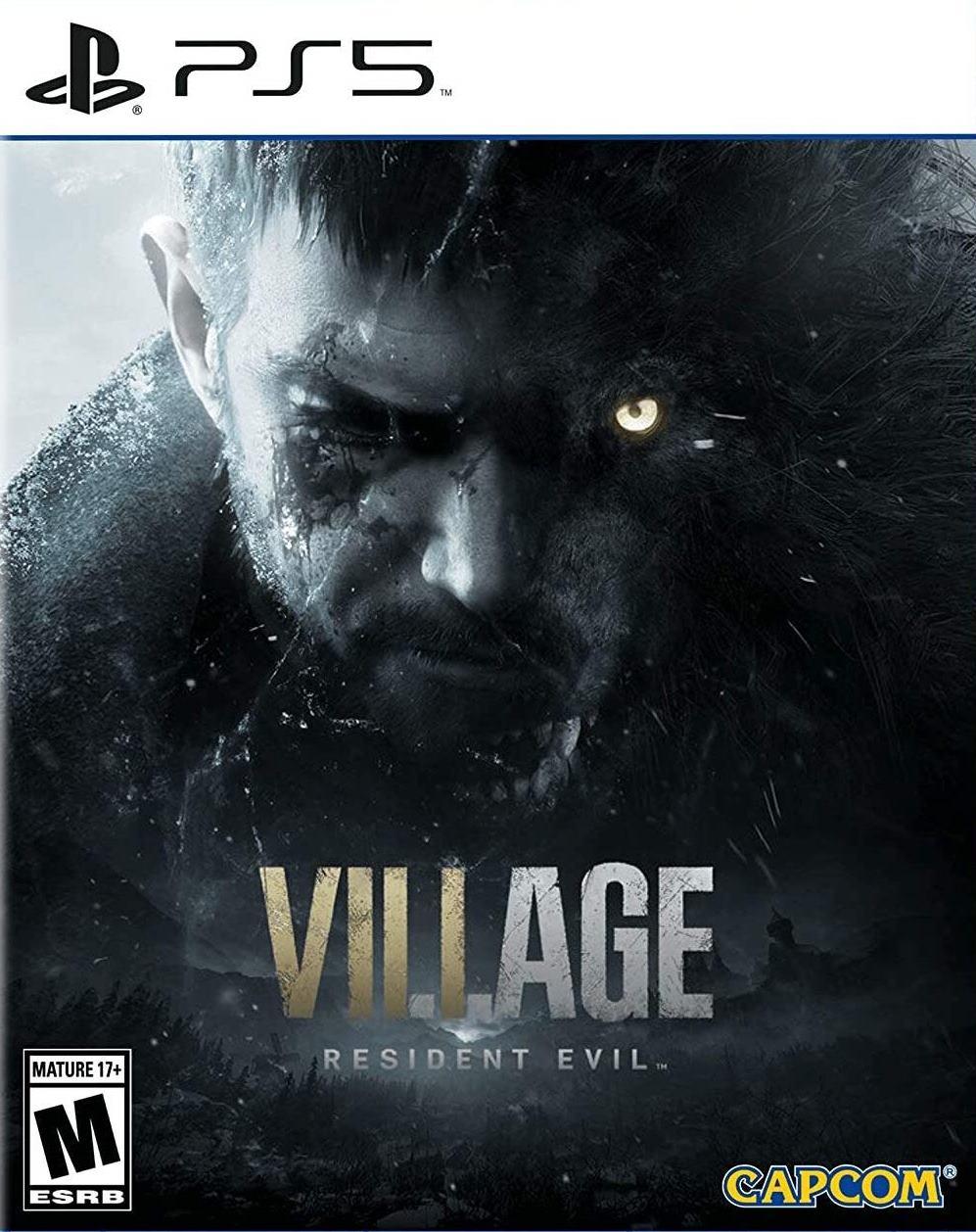Resident Evil 8 Village VIII - PS5  - Joy Games