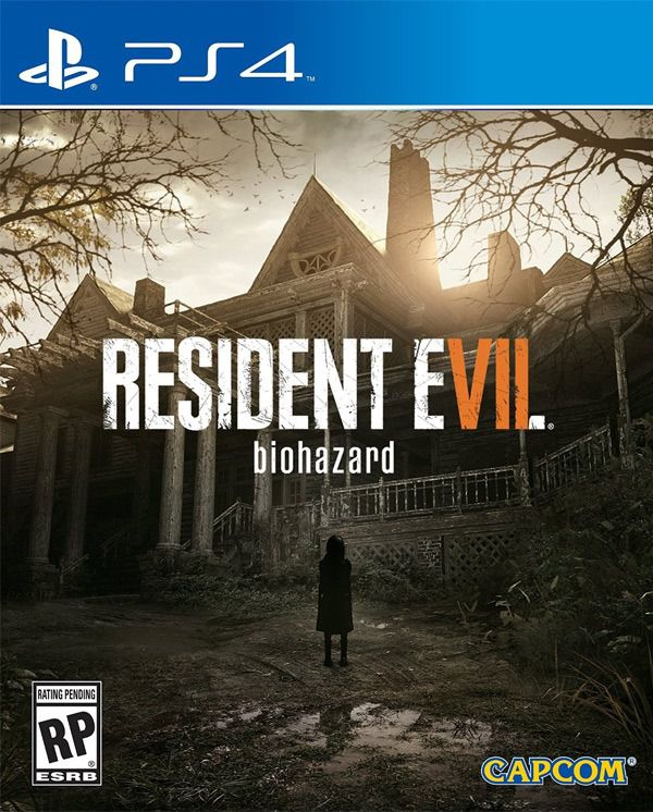 Resident Evil VII - PS4  - Joy Games