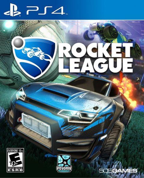 Rocket League - PS4  - Joy Games