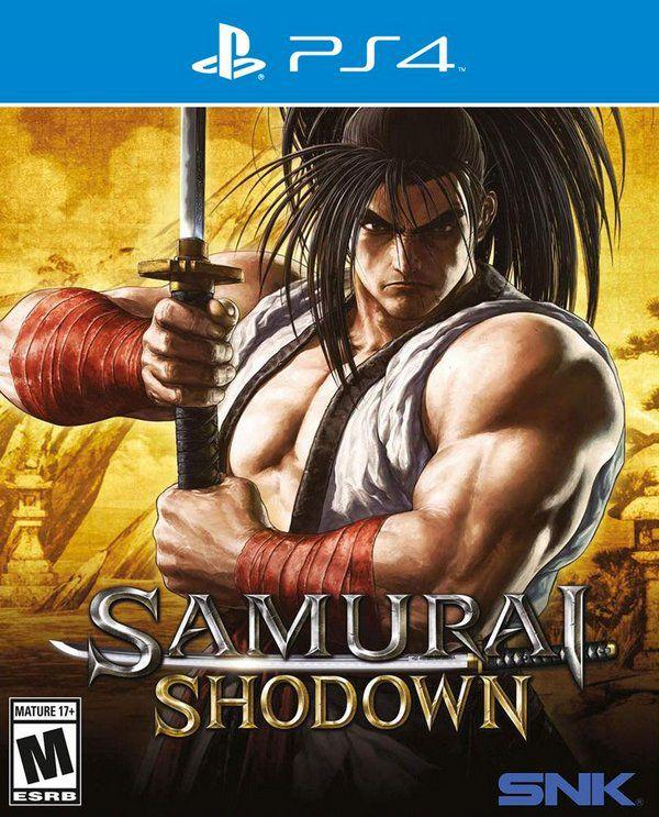 Samurai Shodown - PS4  - Joy Games