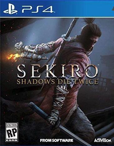 Sekiro Shadows Die Twice - PS4  - Joy Games