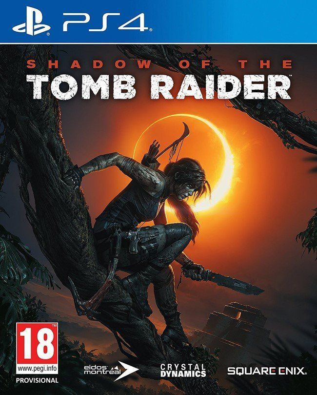 Shadow of the Tomb Raider - PS4  - Joy Games
