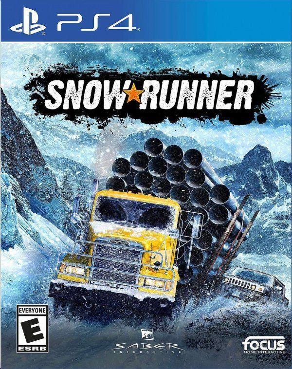 Snowrunner - PS4  - Joy Games