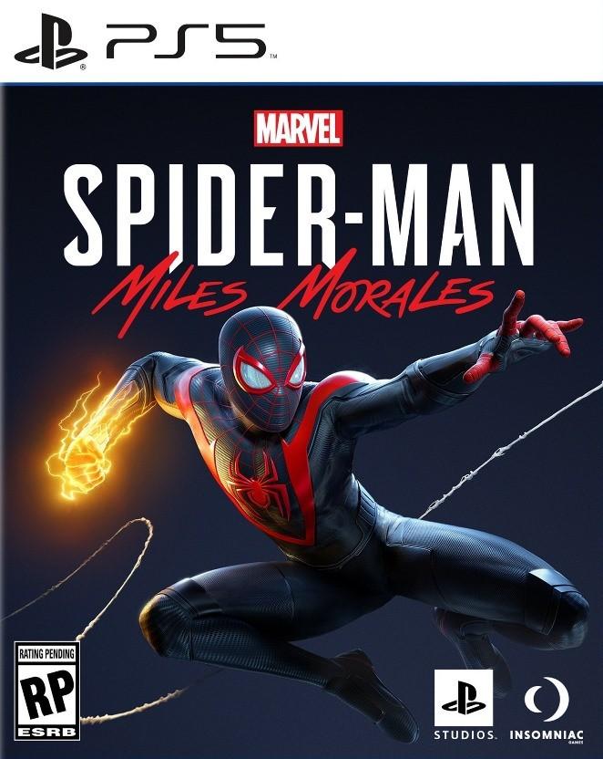 Spider Man Miles Morales - PS5  - Joy Games