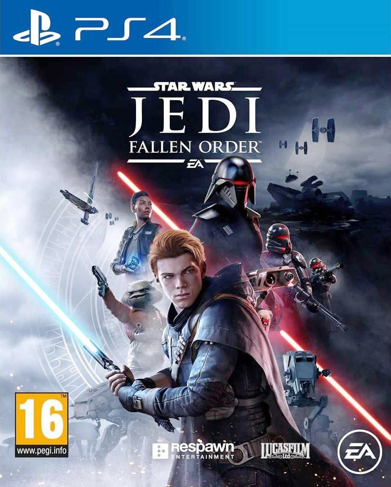 Star Wars Jedi Fallen Order - PS4  - Joy Games