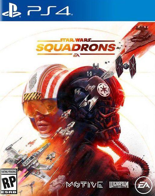 Star Wars Squadrons - PS4  - Joy Games
