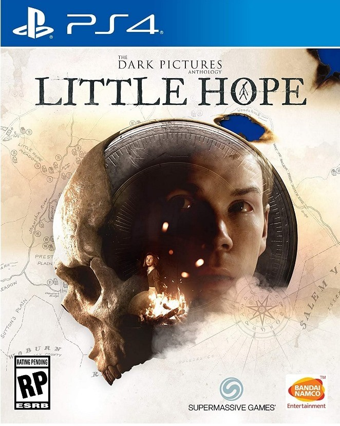 Little Hope - PS4  - Joy Games