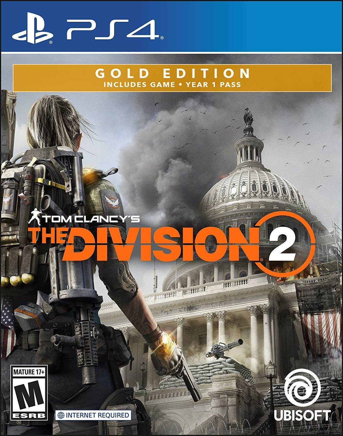 The Division 2 Gold Edition  - Joy Games