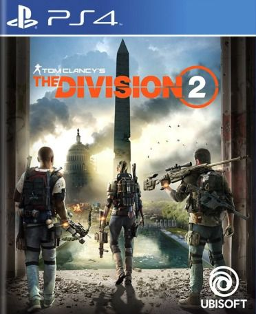 The Division 2 - PS4  - Joy Games
