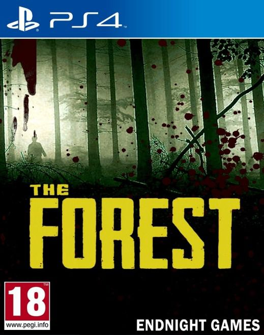 The Forest - PS4  - Joy Games