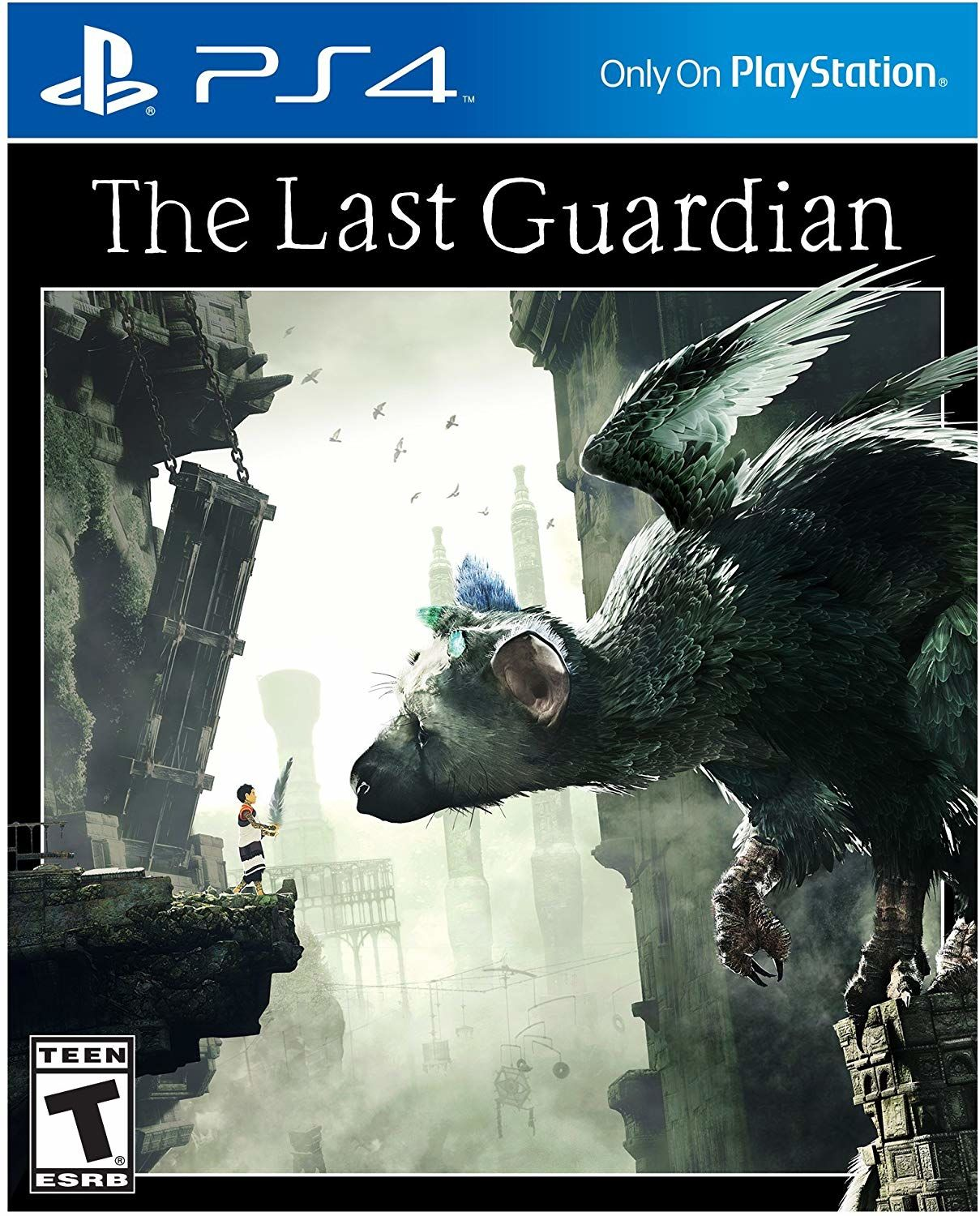 The Last Guardian - PS4  - Joy Games